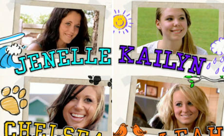 Teen Mom Two Cast