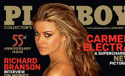 Rob Patterson and Carmen Electra: Engaged!