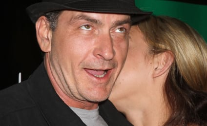Charlie Sheen and Natalie Kenly: It's Over!