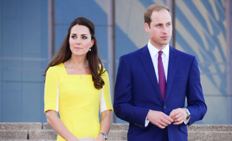 Kate Middleton: Baby #2 Coming Soon!