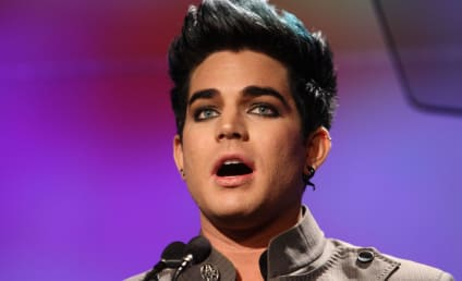 Adam Lambert on Arrest: Drunken Lesson Learned!