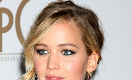 Jennifer Lawrence Named Most Desirable Woman of 2012