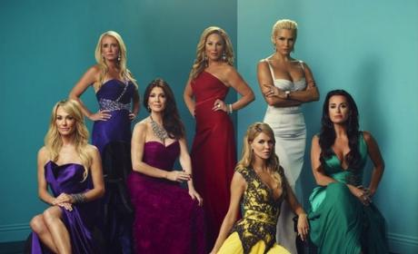 The Real Housewives of Beverly Hills Recap: Dinner, Drinks & Stripper Poles