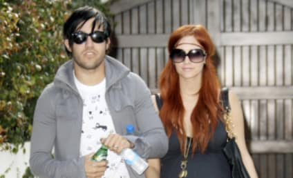 Ashlee Simpson & Pete Wentz: Patching Things Up?