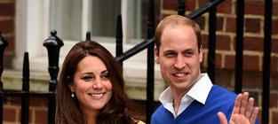 Kate Middleton to Prince William: I WOULD Have More Babies, But ...