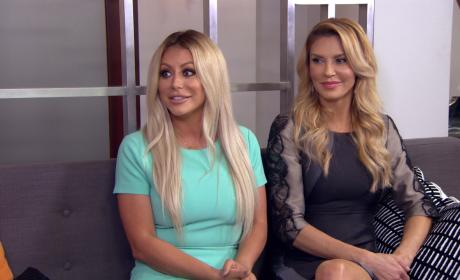 Brandi Glanville & Aubrey O'Day Play F--k, Marry, Kill