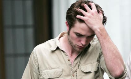 Robert Pattinson: Breaking (Dawn) News!