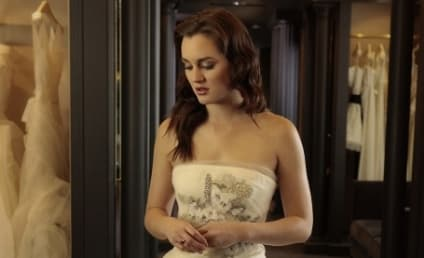 See Blair's Wedding Dress on Gossip Girl!