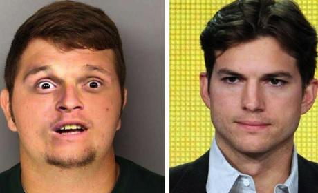 Florida Man Pretends to Be Ashton Kutcher to Weasel Out of Drug Arrest, Fails