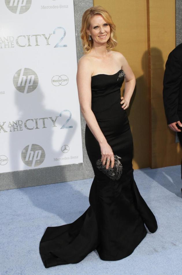 Cynthia Nixon Pic