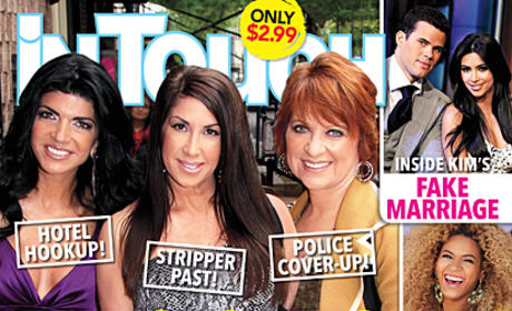 Jacqueline Laurita: Hiding Stripper Past, Debt-Ridden Present?