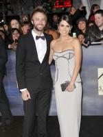 Paul McDonald and Nikki Reed Premiere Pic