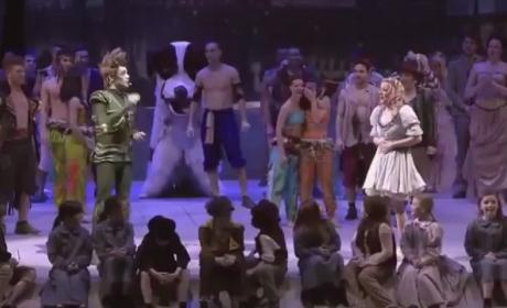 Peter Pan Proposes Wendy on Stage: Watch Now!