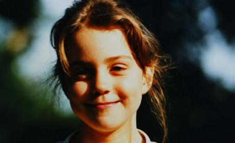 Kate Middleton as a Kid
