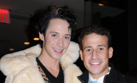 Johnny Weir and Victor Voronov Divorce: Back On!