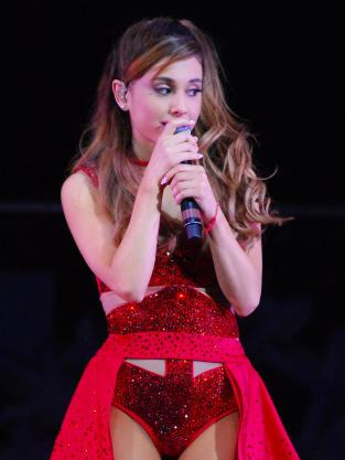 Ariana Grande Concert Pic