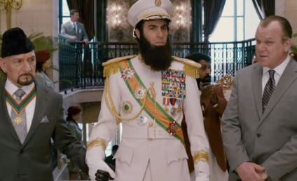 The Dictator Trailer: Full-Length, Fully Absurd