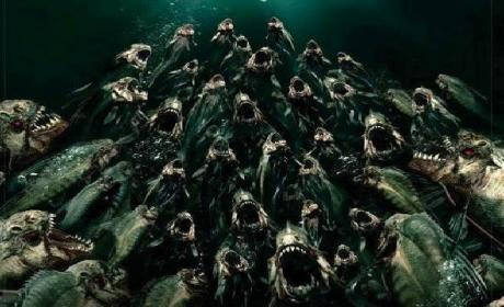 Piranha 3DD Trailer: Wet, Wild, Absurd
