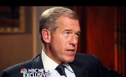 "Brian Williams Lip Dubs to Snoop Dogg Again: Watch the Anchor Drop Some ""Gangsta Sh-t!"""