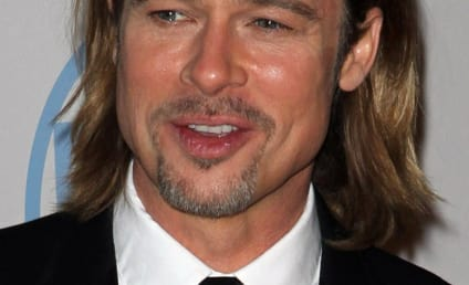 Brad Pitt to Kids: Do Not Google Brad Pitt!