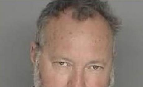 Randy Quaid Booking Photo