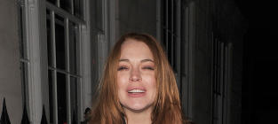 Does Lindsay Lohan look unhealthier than usual?