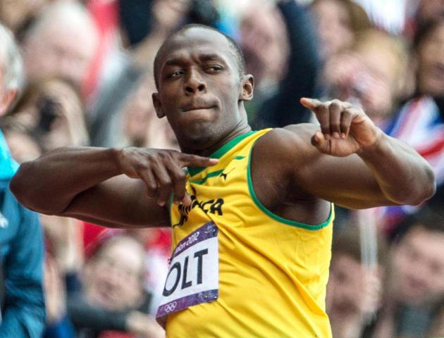 Usain Bolt Pic
