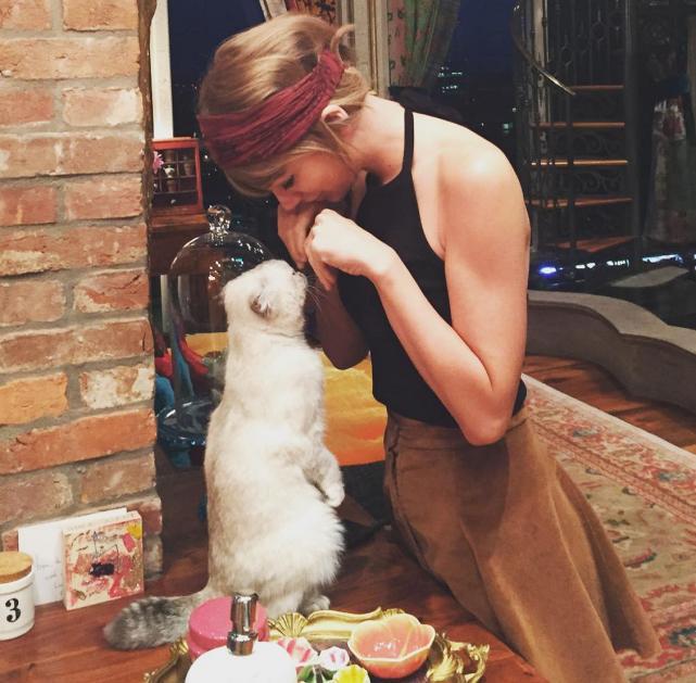 Famous Cat Lady