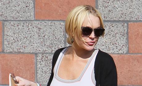 Lindsay Lohan: I'm Clean ... For Life!