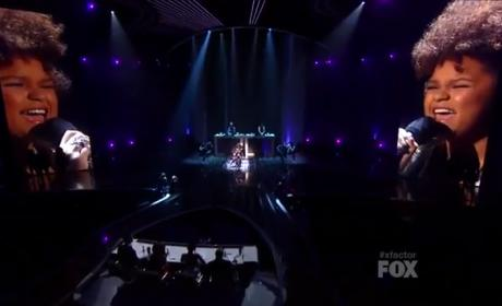Rachel Crow X Factor Performances: Watch Now!