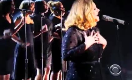 Adele Remains Atop Billboard Chart, Whitney Houston Album Checks In