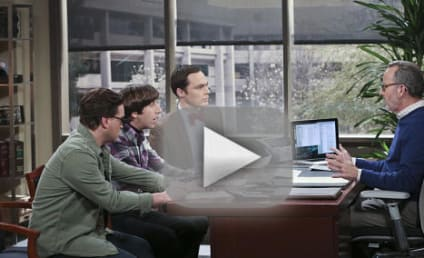 The Big Bang Theory Season 9 Episode 18 Recap: Application Deterioration