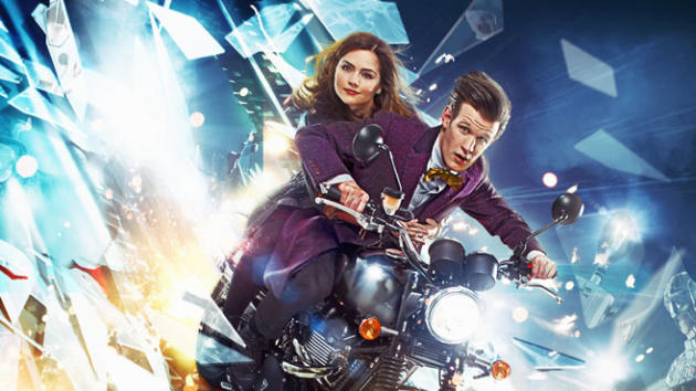 Doctor Who Promo Pic