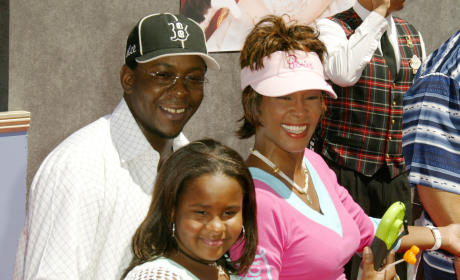 Bobby Brown WILL Attend Whitney Houston's Funeral