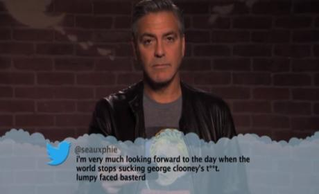 Celebrities Read More Mean Tweets About Themselves: LOL Alert!