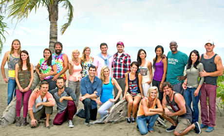Survivor: Blood vs. Water Cast Revealed, With a Twist