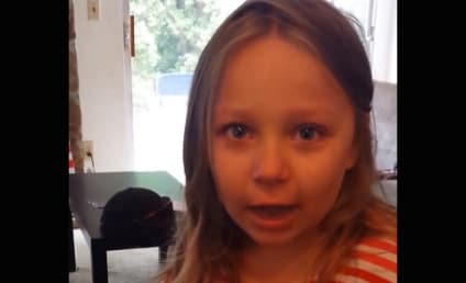 Little Girl Reacts to Crushing Hello Kitty News: I HATE IT!