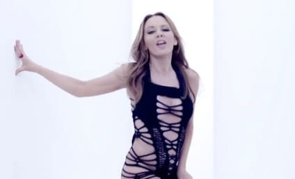 """Kylie Minogue, 43, Strips Down For """"Timebomb"""" Music Video"""