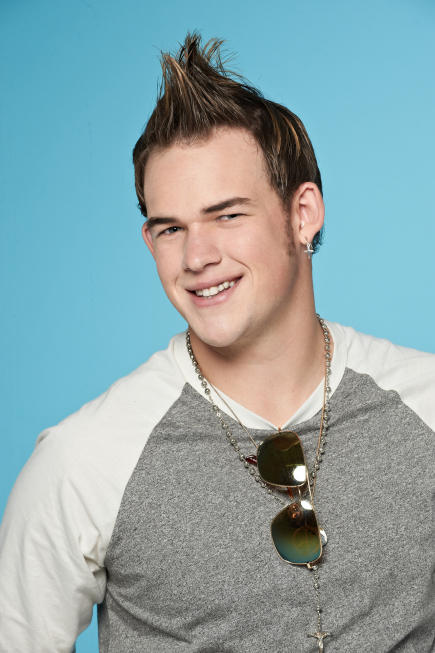 James Durbin Promo Pic