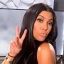 Kourtney Kardashian Wants Peace