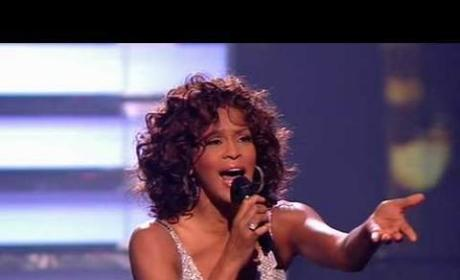 Whitney Houston: Drunk on X Factor?