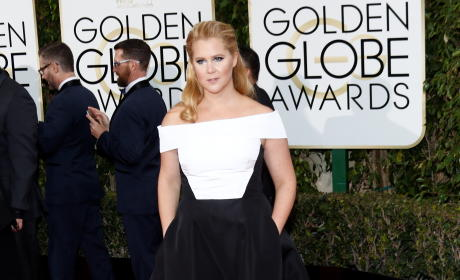 Amy Schumer: 73rd Annual Golden Globe Awards
