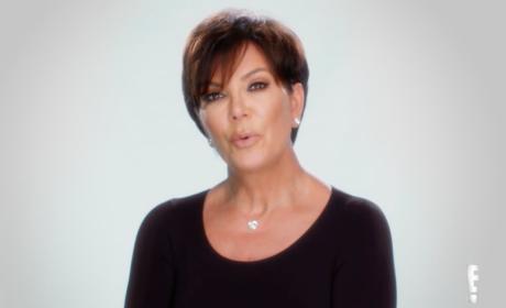 Kris Jenner Talks