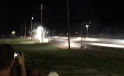 Daddy Dave Survives Horrific Street Racing Crash (NSFW Video)