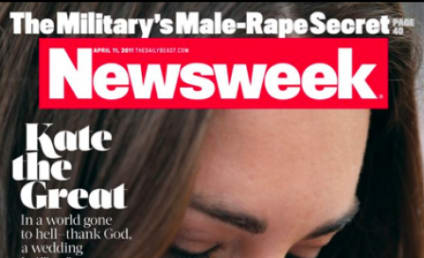 Kate Middleton Newsweek Cover: Simply Stunning