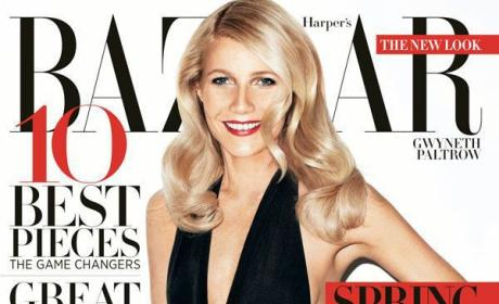 From Apple to Moses, Paltrow Discusses Babies and Beauty