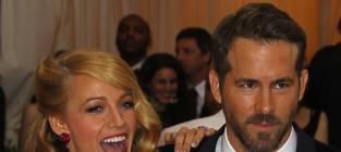 Blake Lively & Ryan Reynolds' Baby Name: Revealed! NOT Violet!
