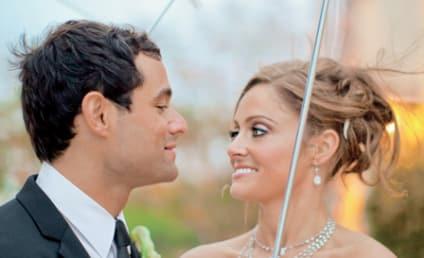 Jason and Molly Mesnick Dish on Wedding