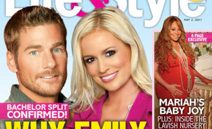 Report: Emily Maynard and Brad Womack Break Up!