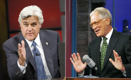 David Letterman on Jay Leno: Most Insecure Person EVER!